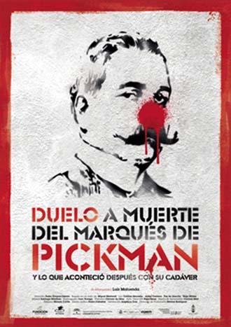 Duelo a muerte del Marqués de Pickman