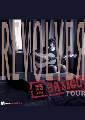 Revólver - Básico Tour 25 años