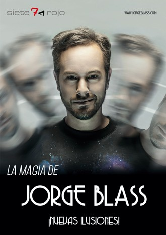 La magia de Jorge Blass