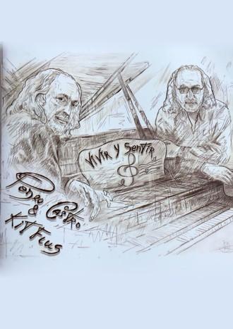 Vivir y sentir - Castro & Kitflus en concierto