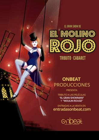 El Molino Rojo - Tributo Cabaret