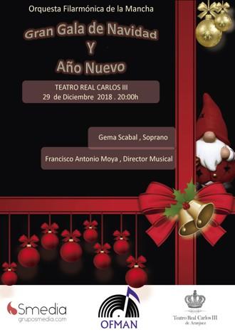 Gran gala lírica de Navidad y Año Nuevo