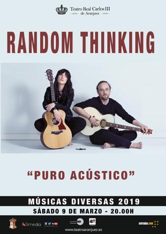 Random Thinking - Puro Acústico