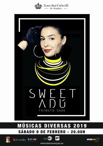 Sweet Adú Tributo a Sade