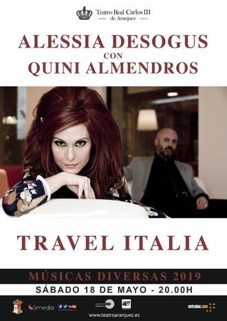 Alessia Desogus con Quini Almendros