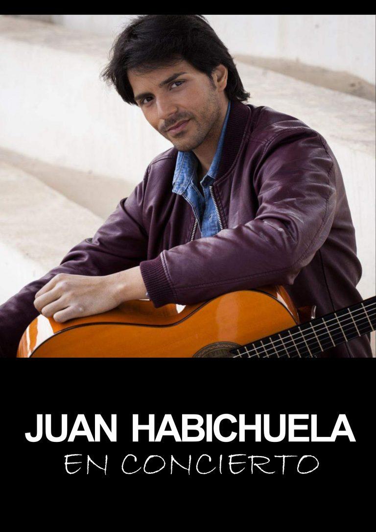 Juan Habichuela en concierto