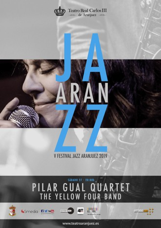 Pilar Gual Quartet & The Mellow Four Band