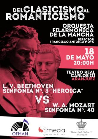 Concierto de primavera - Mozart vs Beethoven