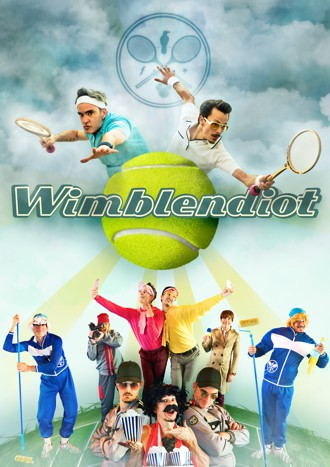Wimblendiot tennis comedy show