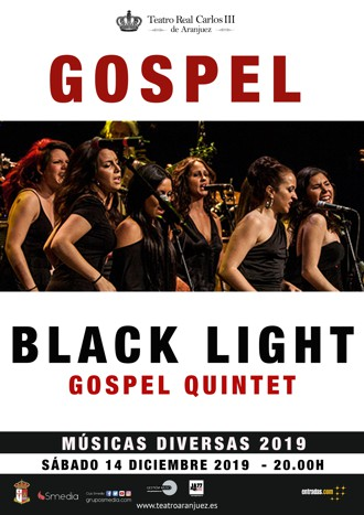 Black Light Gospel Quintet