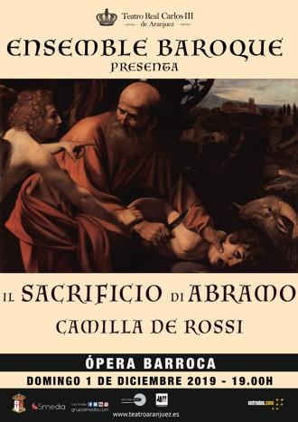 Il sacrificio di Abramo - Ópera barroca