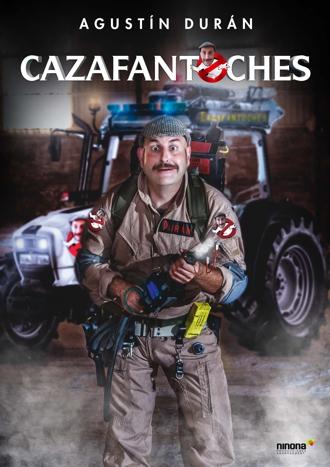 Cazafantoches - Agustín Durán