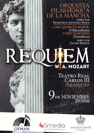 Réquiem de Mozart - Concierto de Santa Cecilia