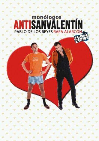 AntiSanValentín monólogos