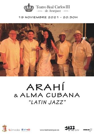Arahí & Alma cubana