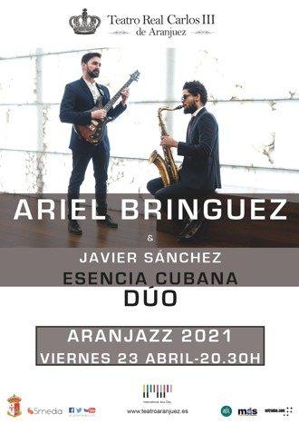 Ariel Bringuez Dúo - Nostalgia Cubana