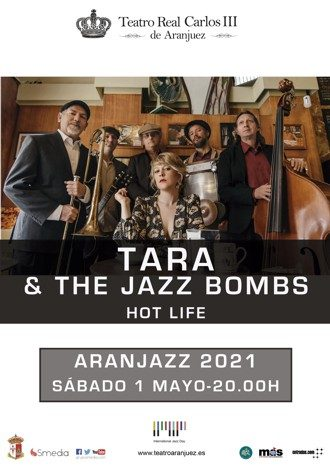 Tara & The Jazz Bombs - Hot Life