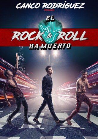 Canco Rodríguez - El rock ha muerto