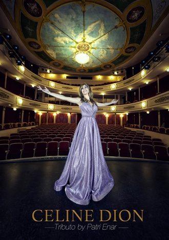 Celine Dion tributo by Patri Enar