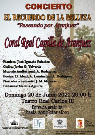 Coral Real Capilla de Aranjuez