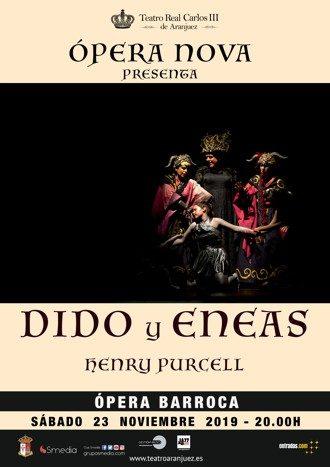 Dido y Eneas - Ópera barroca