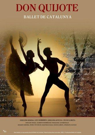Don Quijote, Ballet de Catalunya