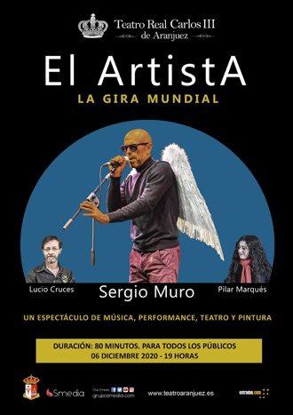 El Artista - La gira mundial