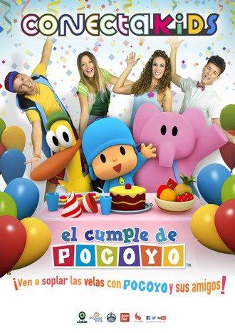El cumple de Pocoyó - Conecta Kids