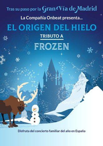 El origen del hielo - Tributo a Frozen