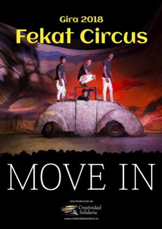 Fekat Circus - Move in
