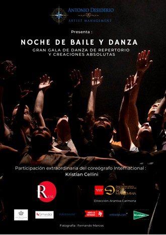 Gran gala conservatorio de danza Mariemma