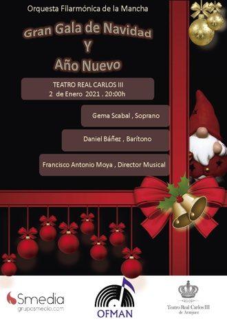 Gran Gala de Navidad y Año Nuevo
