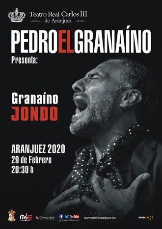 Granaíno Jondo - Pedro