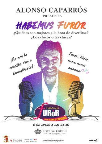 Habemus Furor - Alonso Caparrós