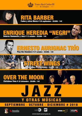 Jazz y otras músicas