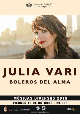 Julia Vari - Boleros del alma