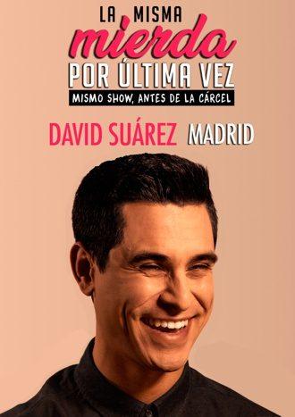 David Suárez - La misma mierda por última vez