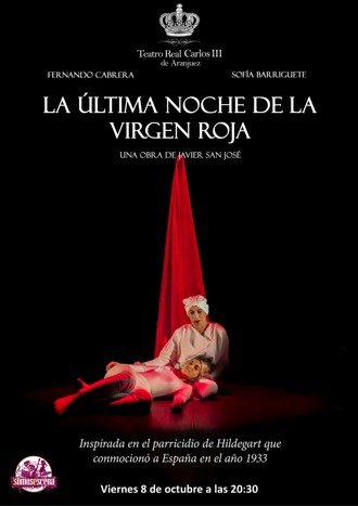 La última noche de la Virgen Roja