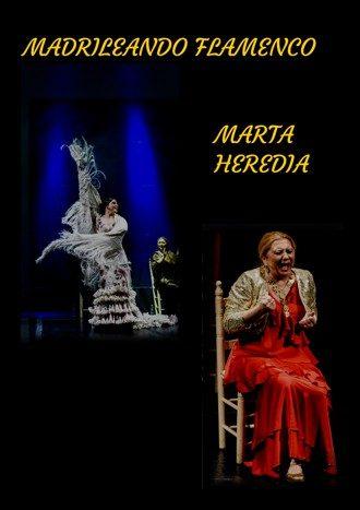 Marta Heredia - Madrileando flamenco
