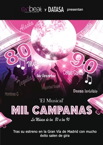 Mil Campanas, el musical