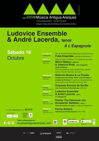XXVIII Festival de Música Antigua - 16oct