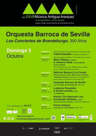 XXVIII Festival de Música Antigua - 3oct
