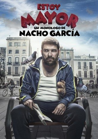 Nacho García. Estoy mayor