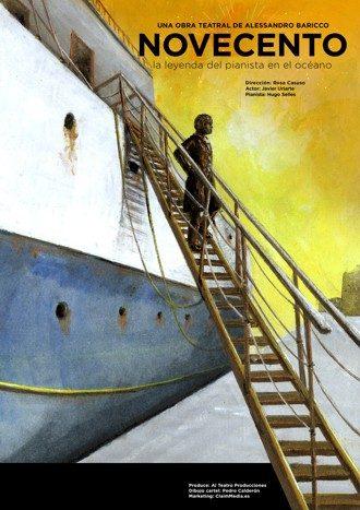 Novecento, la leyenda del pianista en el océano