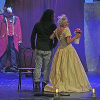 Elche 14 de Abril de 2108  Estreno de O`Clock Cabaret en el Gran teatro de Elche.  Foto: Matias Segarra