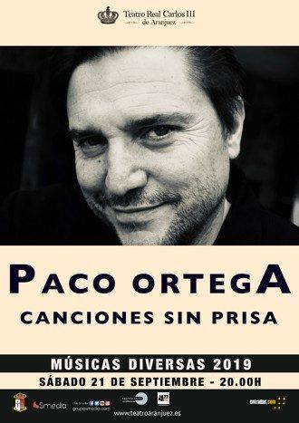 Paco Ortega - Canciones sin prisa