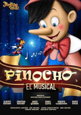 Pinocho el musical