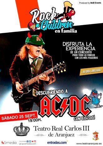 Rock N'Children - Descubriendo AC/DC