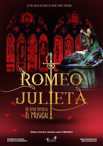 Romeo y Julieta, un amor inmortal. El musical