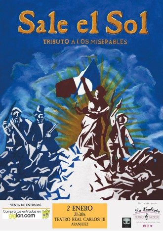 Sale el sol - Tributo a Los Miserables